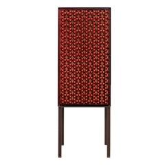 Pinwheel Contemporary Mexican Iron Cabinet