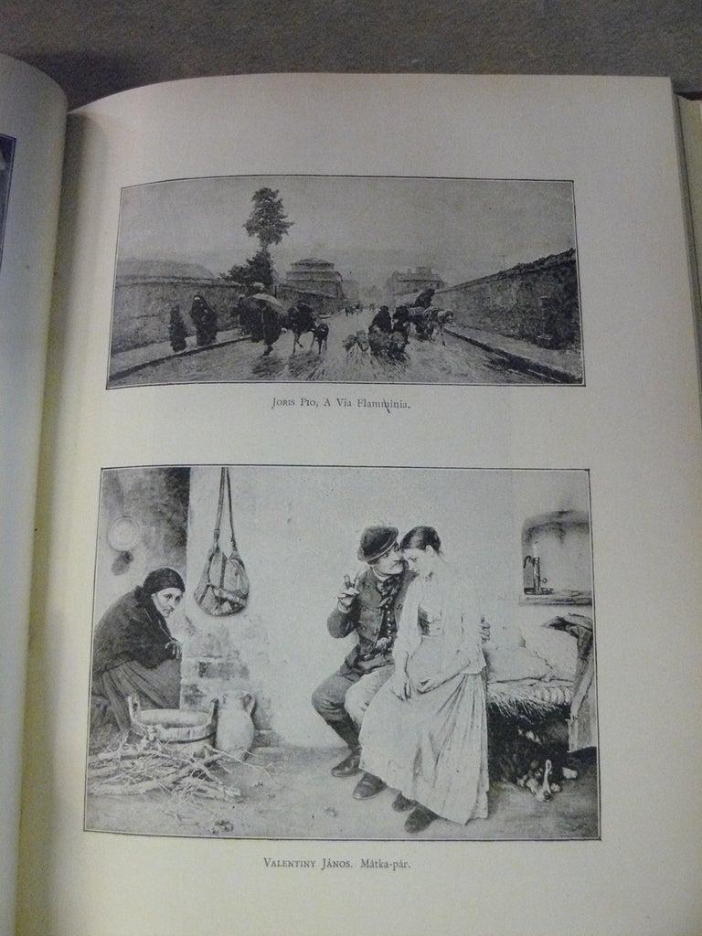 19th Century Italian Landscape Oil Painting - Via Flaminia on a Sunday morning For Sale 7