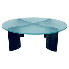 Piotr Sierakowski Mirage Coffee or Cocktail Table for Koch and Lowy