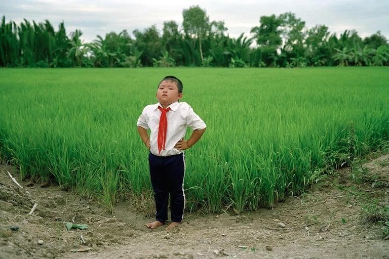 Pipo Nguyen-Duy Portrait Photograph - Big Boy
