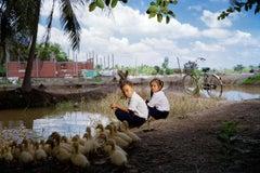 Duck Pond (Couple)