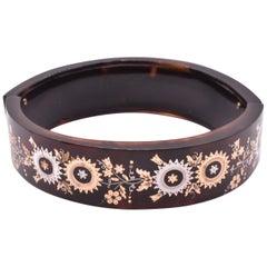 Pique Floral Expansion Bracelet