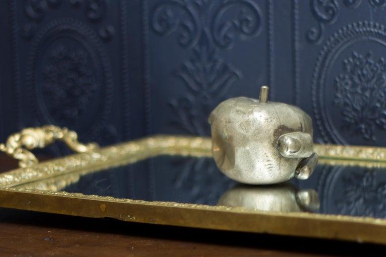 Pisani Surrealistic Apple Sculpture, 1974 For Sale 5
