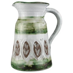 Pitcher by Albert and Pyot Thiry, France