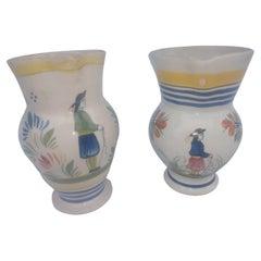 French Provincial Serveware, Ceramics, Silver and Glass
