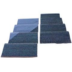 Pixel Mat Natural Wool