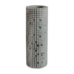 Pixel N°1 Vase by Paolo Ulian
