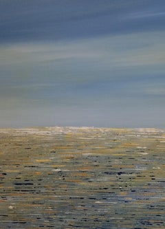 View From The Coastal Path, Pixie Willoughby, Original Landscape Painting