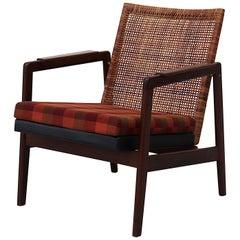 P.J. Muntendam Midcentury Low Back Lounge Chair