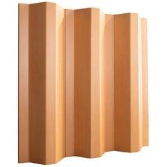 """Pk 111"" Six-Panel Folding Partition in Laminated Oregon Pine"