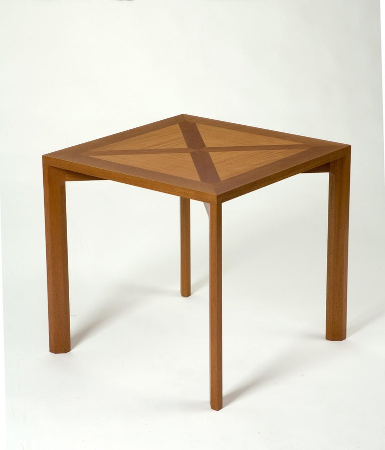 Modern PK 70 Mahogany Dining Table by Poul Kjærholm, circa 1990 For Sale