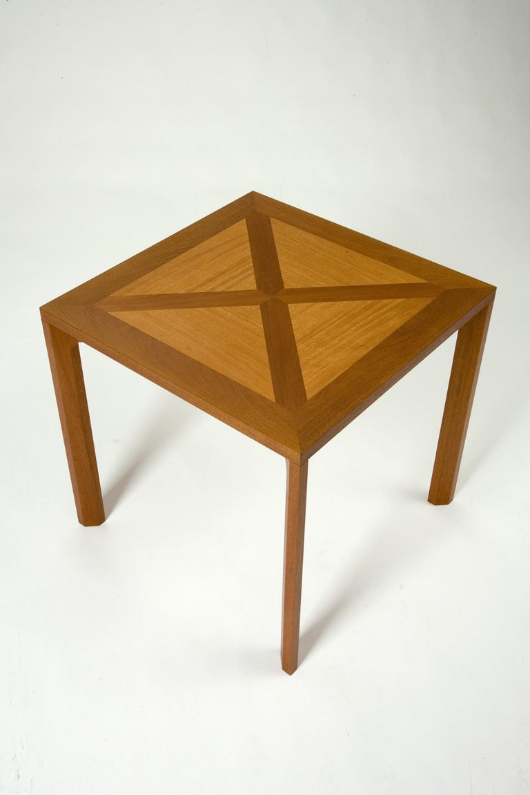 Danish PK 70 Mahogany Dining Table by Poul Kjærholm, circa 1990 For Sale