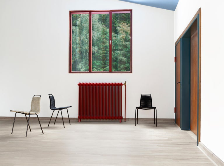 PK1 Dining Chair in Stainless Steel Base by Poul Kjærholm For Sale 9