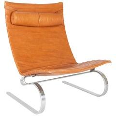 PK20 Easy Chair by Poul Kjaerholm Produced by E. Kold Christensen