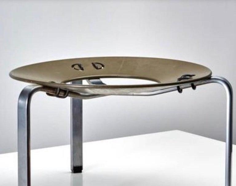 20th Century PK33 Stool by Poul Kjærholm For Sale