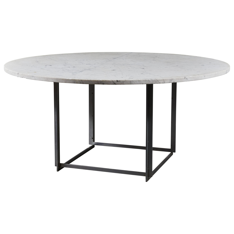PK54 Dining Table by Poul Kjærholm for E. Kold Christensen