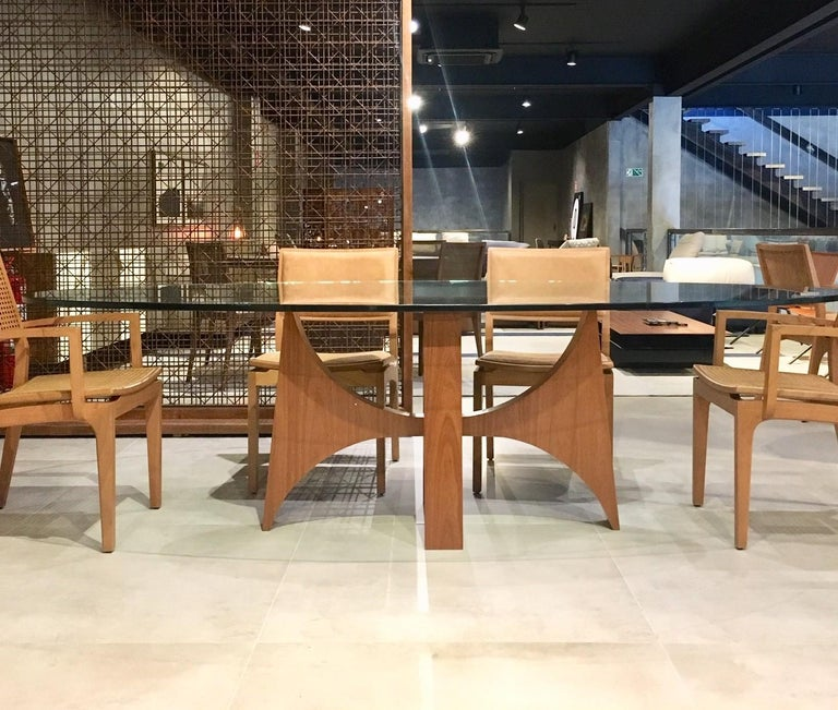 Modern Planalto Dining Table For Sale