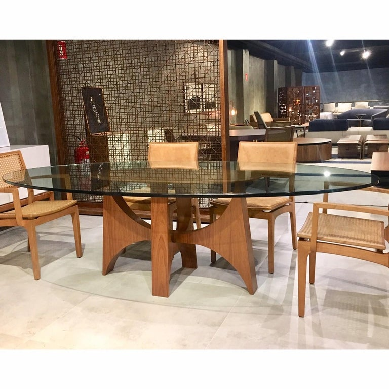 Laminated Planalto Dining Table For Sale