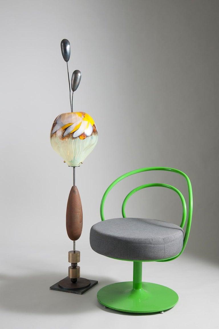 Turkish Planet Lamp by Sema Topaloglu For Sale
