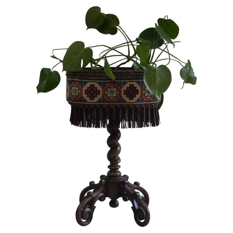 Planter XIX Antique Rare For Sale