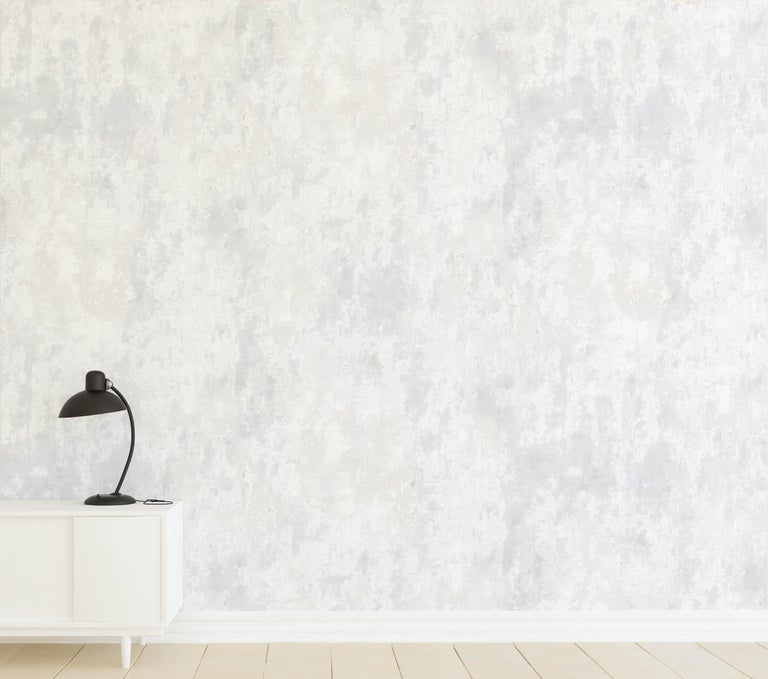 """Plaster will add a subtle texture or a dramatic impact to a wall depending on what color way you choose.  Sold by the roll  Roll Size: 50"""" wide by 9' long (comes in 54"""" wide untrimmed rolls) Pattern repeat: 50"""