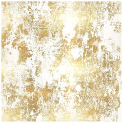 Plaster, Daybreak Colorway, on Smooth Wallpaper