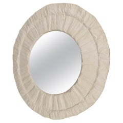 Plaster Framed Mirror, France, 2019