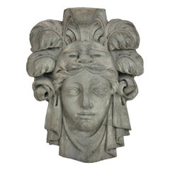 Plaster Relief of Alexander the Great