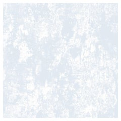 Plaster, Solstice Colorway, on Smooth Wallpaper
