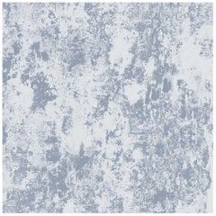 Plaster, Tide Colorway, on Smooth Wallpaper