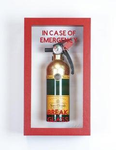 """""""In Case Of Emergency - Mini Vueve Fire Extinguisher"""""""