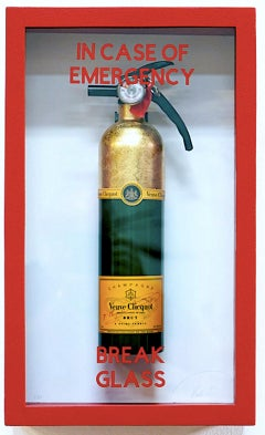 """In Case Of Emergency - Vueve Midi Fire Extinguisher"""