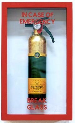 """In Case Of Emergency - Vueve Midi Fire Extinguisher"""