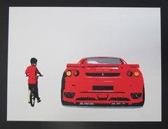 """Envy"" AP - Contemporary Street Art"