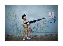 """Child Soldier"" - Limited Edition Fine Art Print"