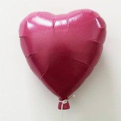 Glitter Balloon - Pink