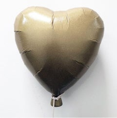 Glitter Balloon - Gold