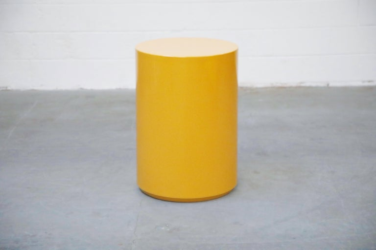 Canadian 'Plastiglas' Side Table by Peter Pepper Products, 1970s, Signed For Sale