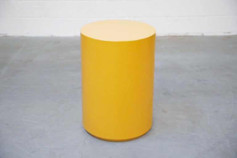 'Plastiglas' Side Table by Peter Pepper Products, 1970s, Signed In Excellent Condition For Sale In Los Angeles, CA
