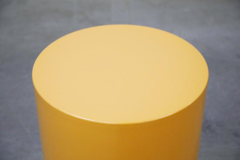 Late 20th Century 'Plastiglas' Side Table by Peter Pepper Products, 1970s, Signed For Sale
