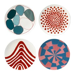 Plate Set after Louise Bourgeois