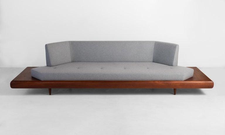 Platform Sofa by Adrian Pearsall, circa 1960 2