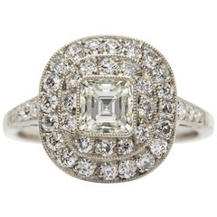 Platinum Diamonds Engagement Ring