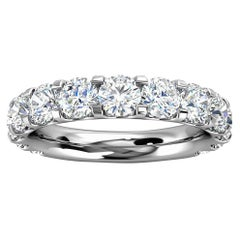 Platinum Micro-Prong Diamond Ring '2 Ct. tw'