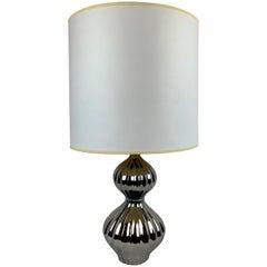 Platinum Nelson Table Lamp by Jonathan Adler