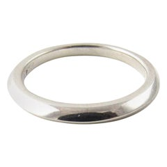 Platinum Scott Kay Wedding Band