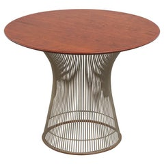 Platner Collection for Knoll Wire Side Table
