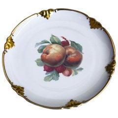 Platter by Krautheim Bavaria, Germany