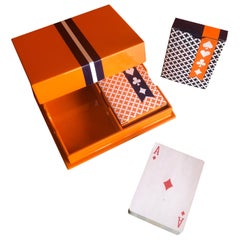 Playing Cards Set in Box by Jonathan Adler