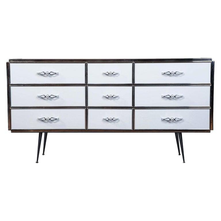 PLM-0079 White Dresser For Sale